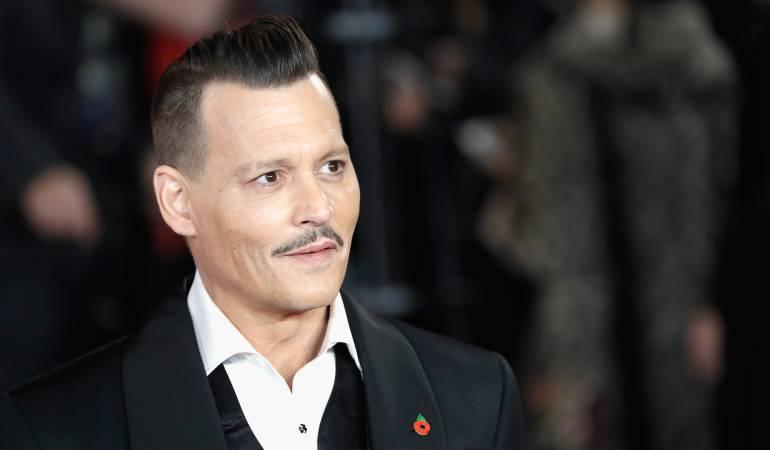 ¿Johnny Depp se encuentra en problemas legales?