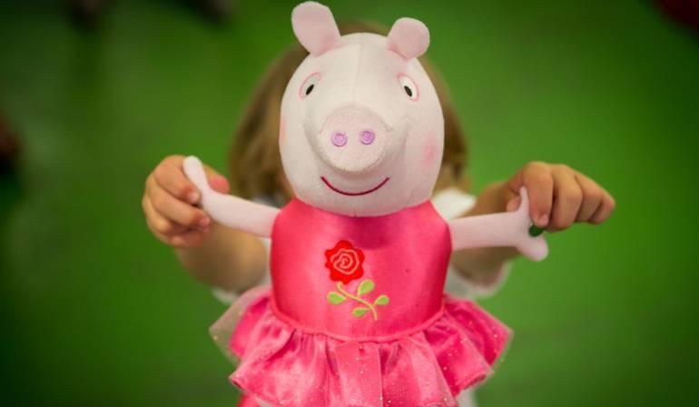 Peppa Pig: Peppa Pig es considerada subversiva en China