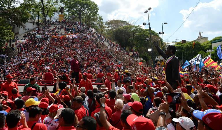 Censura contra Venezuela: FMI emitió declaración de censura contra Venezuela por falta de datos