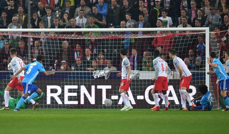 Marsella Europa League: Marsella venció al Salzburgo y enfrentará al Atlético en la final de la UEL