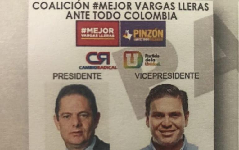 Elecciones presidenciales 2018: ¿Se hace agua el acuerdo de La U con Vargas Lleras?