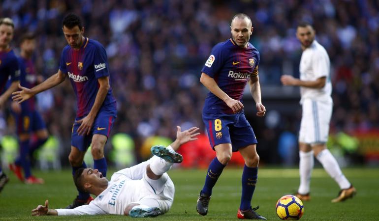 EMOTIVO: El adiós de Zidane y Ramos a Iniesta