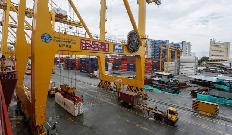 Exportaciones colombianas en marzo crecieron un 1.4%: Dane