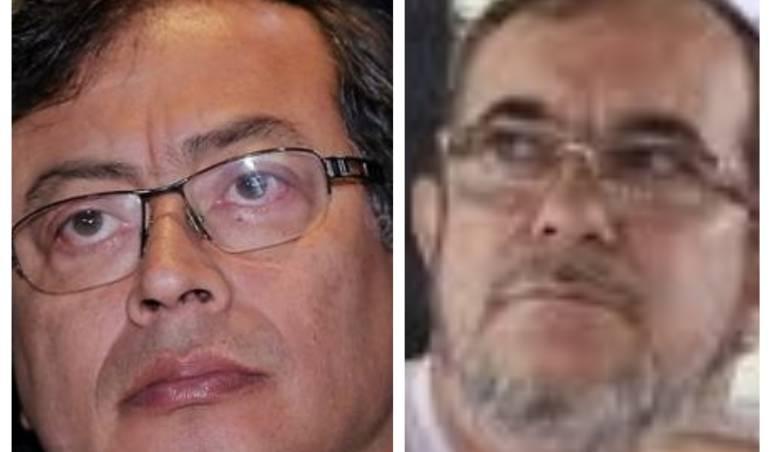 Fiscalía pide reforzar seguridad a Petro y Timochenko