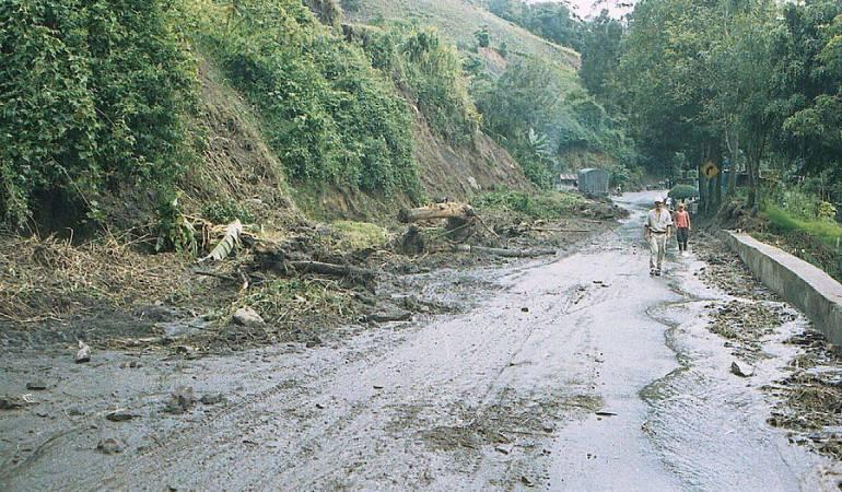 Lluvias en Guaviare: Alerta Naranja por lluvias en el Guaviare