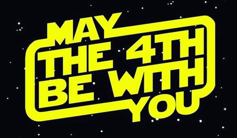 #MayThe4thBeWithYou.: Conozca por qué se celebra el Star Wars Day