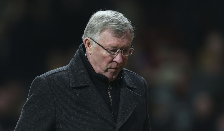 Alex Ferguson hemorragia cerebral: Alex Ferguson fue operado de urgencia por una hemorragia cerebral