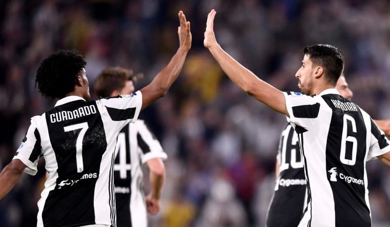 Cuadrado Juventus Bolonia Serie A: Cuadrado jugó 72 minutos en el triunfo de Juventus 3-1 contra Bolonia