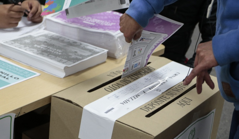 Votaciones presidente Colombia exterior: Más de 800.000 colombianos están habilitados para votar en el exterior
