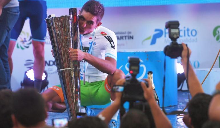 Gonzalo Najar y Gastón Javier del SEP investigados por doping — UCI