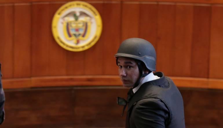 Santos confirmó la extradición a EE.UU. del exfiscal Luis Gustavo Moreno
