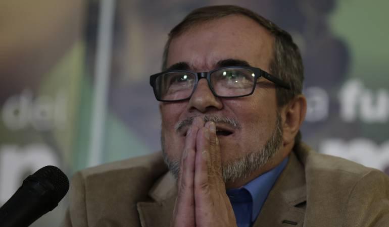 Timochenko Guillermo Gaviria asesinato: Timochenko pide perdón por el asesinato de Guillermo Gaviria