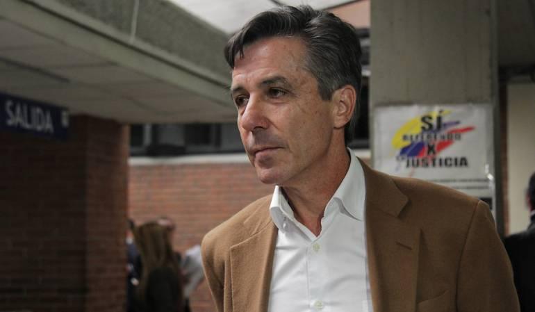 Fiscalía imputa cargos a Roberto Prieto Uribe por el caso Odebrecht