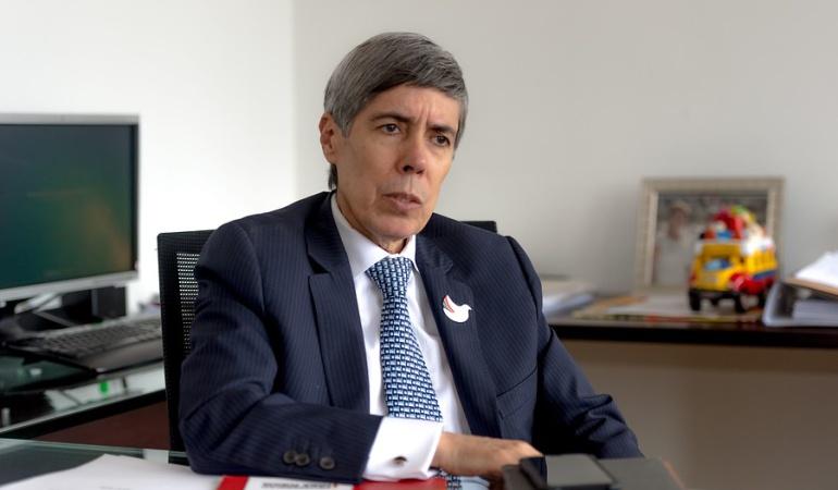 Alan Jara fue llamado a interrogatorio por caso Llanopetrol