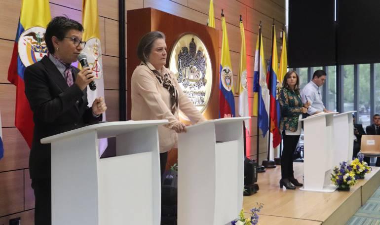 Elecciones presidenciales 2018: Debate con los candidatos vicepresidenciales