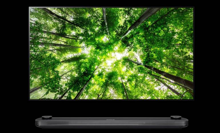 Televisores LG: LG presenta el primer televisor con inteligencia artificial en el país