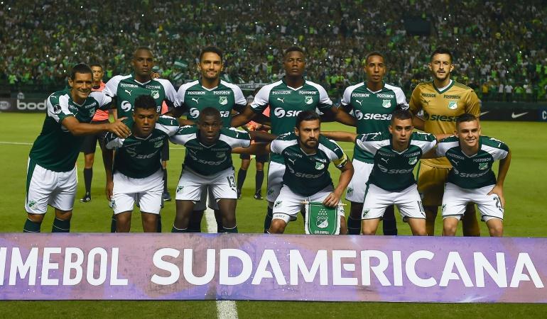 Deportivo Cali Copa Sudamericana: Cali buscará ratificar su pase a segunda fase de la Sudamericana en Uruguay