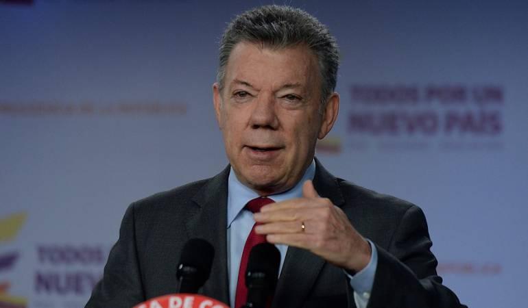 Presidente de Colombia inicia visita a Alemania