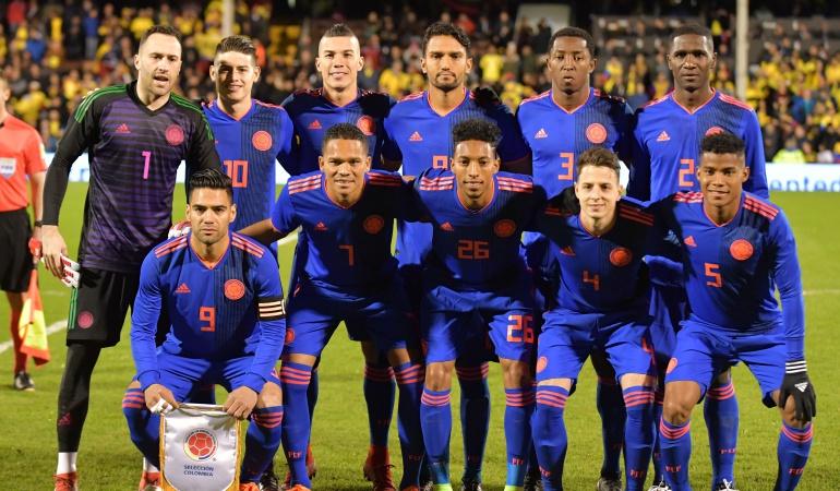 Selección Colombia confirmó el estadio para su despedida