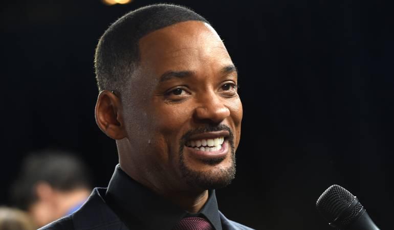 Bailar champeta 'lastimó' a Will Smith en su paso por Cartagena
