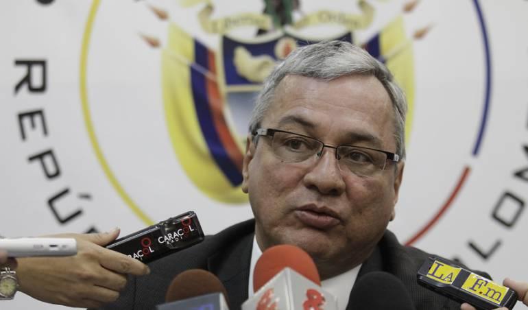 Cámara acusa ante el Senado a exmagistrado Henry Villarraga