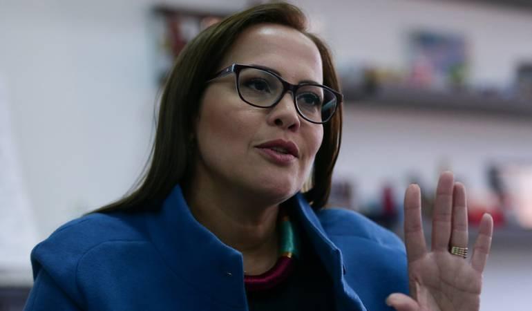 Sandra Howard Taylor, gobernadora encargada en San Andrés