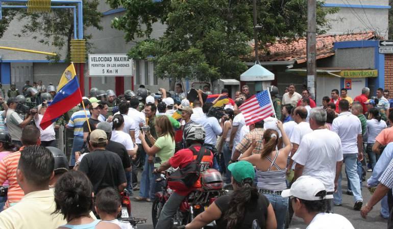Migración de Venezolanos: Canciller advierte de incremento de migración por elecciones en Venezuela