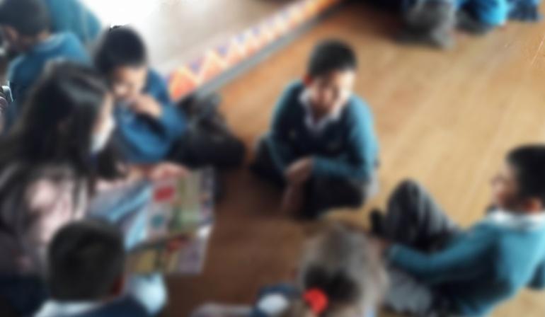 Fiscalía descubre presunto centro adoctrinamiento de menores de ELN en Bogotá