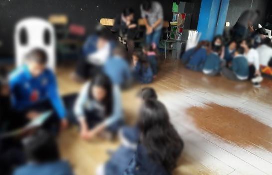 Alertan que el ELN estaría adoctrinando menores en Bogotá