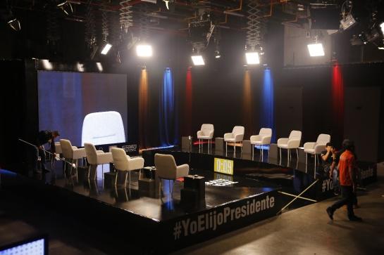 Así debatieron los candidatos presidenciales en Antioquia