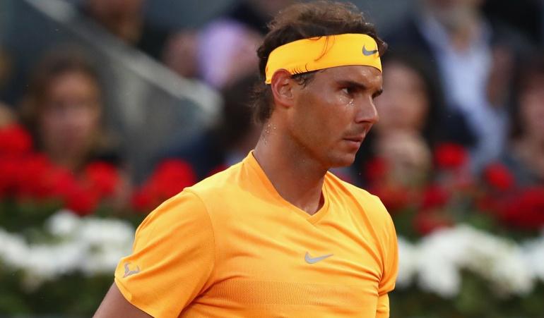 Nadal cuartos de final Mutua Open Madrid sets ganados: Nadal avanzó a cuartos de Madrid y logró nuevo récord mundial