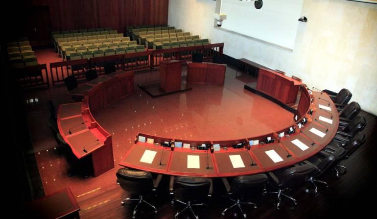 Corte Suprema no ha intervenido en la elección de las nuevas salas