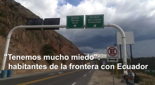 Especial Fronteras Calientes: Fronteras Calientes