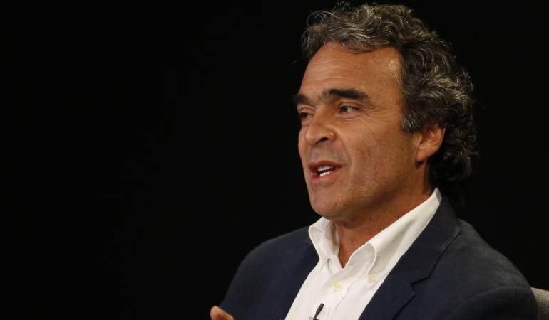 Elecciones presidenciales 2018 Sergio Fajardo: Fajardo propone reforma política contra la corrupción