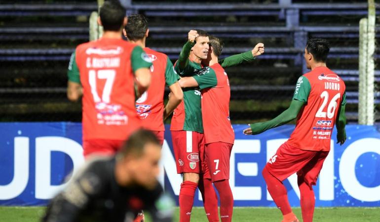 Boston River Jaguares Copa Sudamericana: Jaguares cayó goleado en Uruguay y se despidió de la Copa Sudamericana