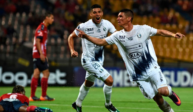 Medellín Sol de América Copa Sudamericana: Medellín se quedó a un gol de clasificar a segunda fase de la Sudamericana