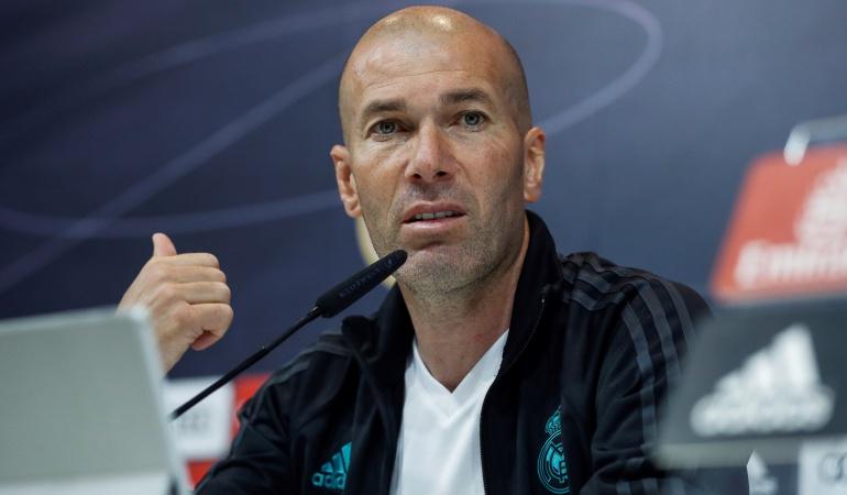 Zidane Neymar: No he pedido a Neymar: Zidane