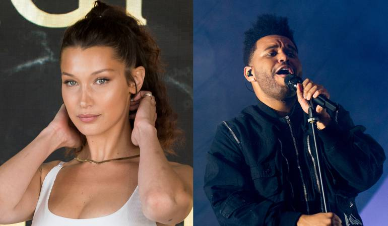 Bella Hadid The Weeknd: Bella Hadid y The Weeknd se dejan ver besándose en Cannes