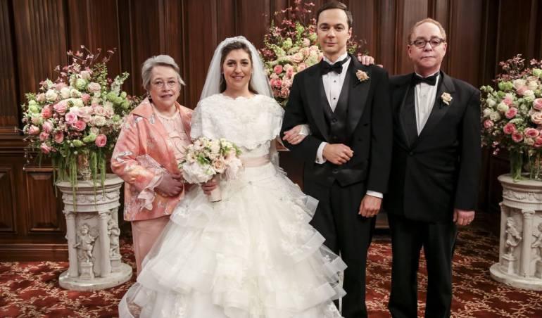 The Big Bang Theory: La boda que los fanáticos de The Big Bang Theory estaban esperando