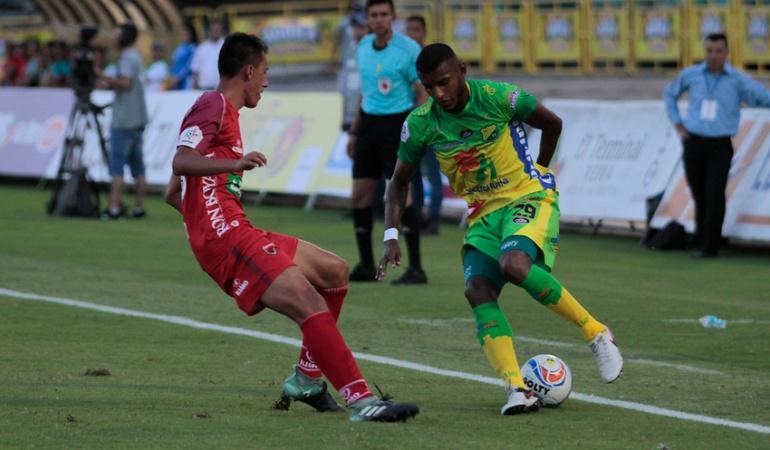 Patriotas y Atlético Huila empatan en Liga Águila