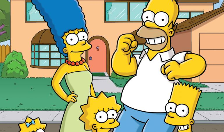 Los Simpson: Los Simpson celebran por todo lo alto los cumpleaños de Homero