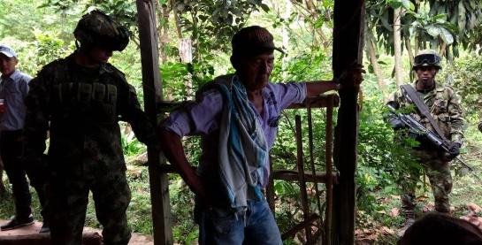 Crónica de restitución de tierras en el Caguan: Predio de antigua zona de distensión, fue entregado a víctimas de las Farc