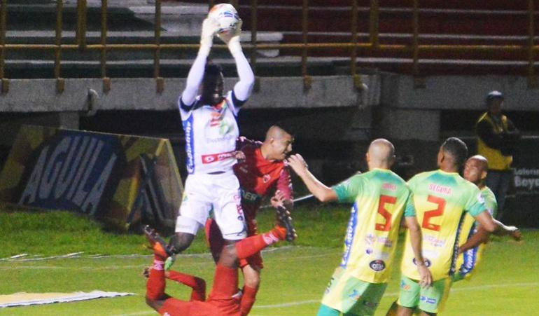 Patriotas Huila Liga Águila Online: Huila marcó en el último minuto e igualó 1-1 con Patriotas en Tunja