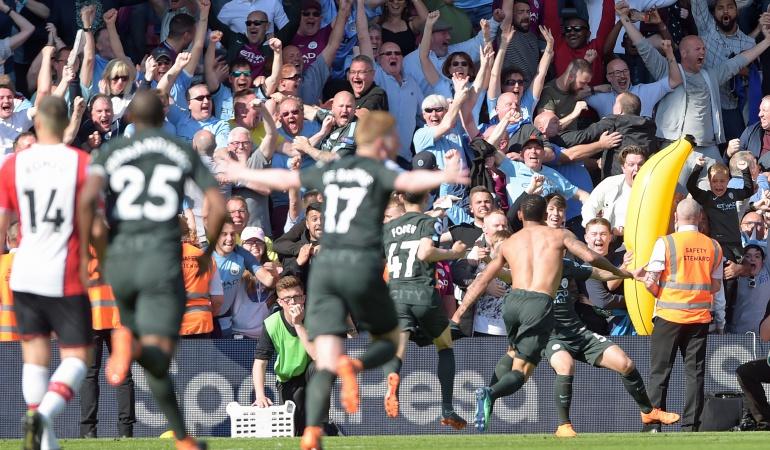 manchester City: El City de Guardiola primer equipo que llega a los 100 puntos en la Premier