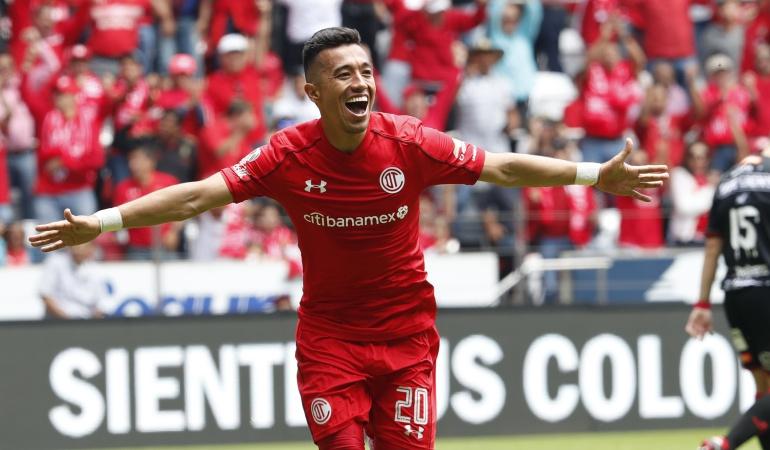 Uribe triplete Toluca: Un triplete de Fernando Uribe mete al Toluca a la final de la Liga MX