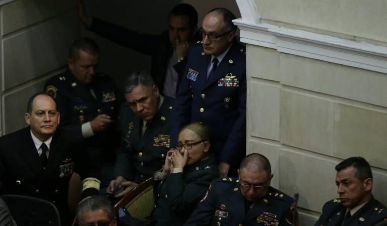 Plenaria Senado: Aprobación de Ascensos