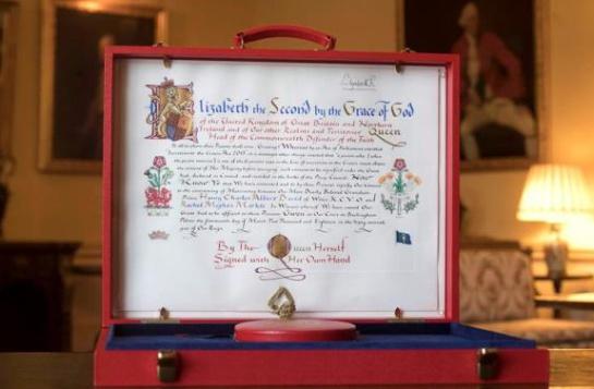 "Reina Isabel, Meghan Markle: La reina Isabel II ""aprueba"" a la boda de Enrique y Meghan Markle"