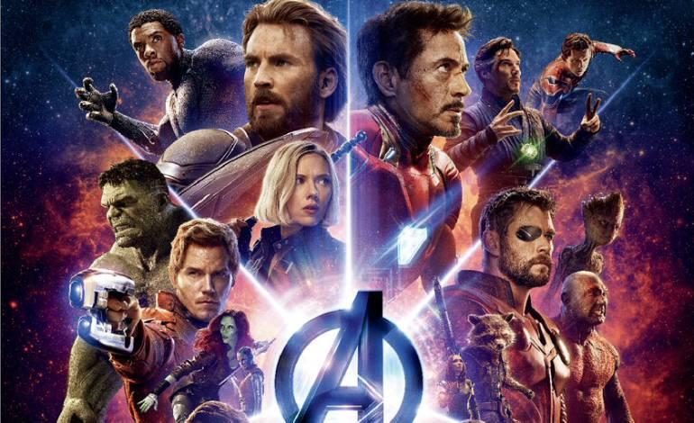 """Avengers: """"Infinity War"""" suma tres semanas como líder indiscutible en la taquilla"""