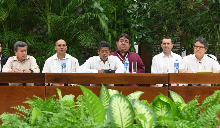 ELN decreta cese al fuego unilateral para primera vuelta presidencial