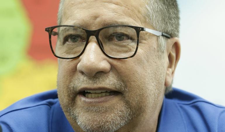 Panamá 'Bolillo' Gómez: No voy a mentirle a Panamá, es muy difícil pasar a octavos: 'Bolillo'